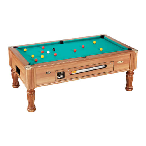 DPT Ascot Pool Table