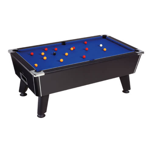 DPT Omega Freeplay Pool Table