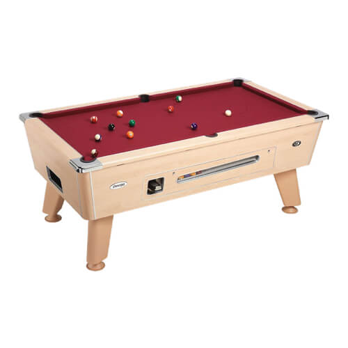 DPT Omega Pool Table